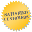 Testimonials from Satisfied Customers